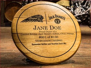 Limited Edition Jack Daniels Motorcycles