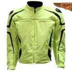 Light Textile Jacket for Hot weather