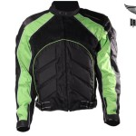 Choose Protective Motorcycle Gear that has armor attached.