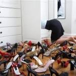 Old Footwear Mystery