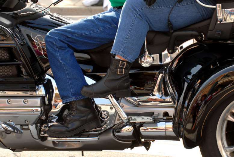 Best Motorcycle Footwear