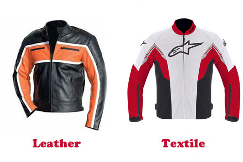 Leather vs Textile