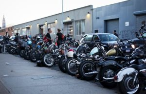 Brooklyn Vintage Motorcycles Photo by Josh Kurpius