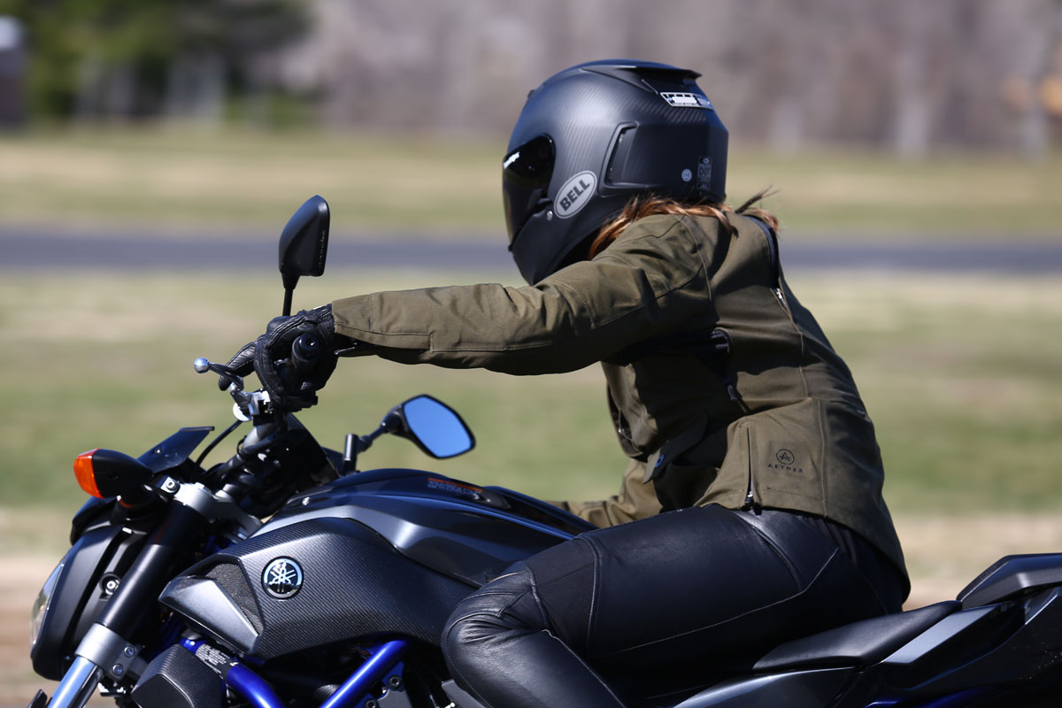 stay warm while you ride with winter motorcycle gear
