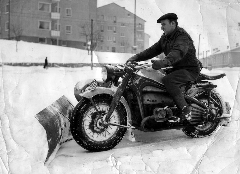 Winterize your Ride
