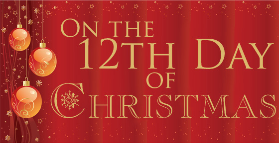 12th day of christmas - On The 12th Day Of Christmas