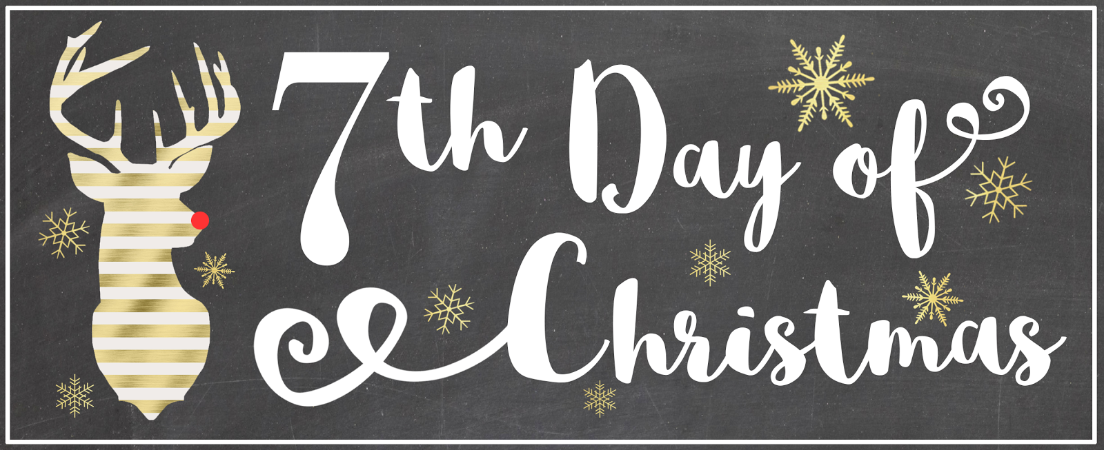 7th Day of Christmas, 12 Days of Christmas Origin & Meaning Continued.