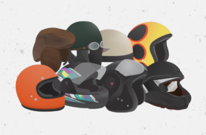 Motorcycle Helmet Designs