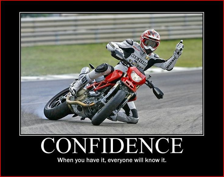 Gear Improves Confidence