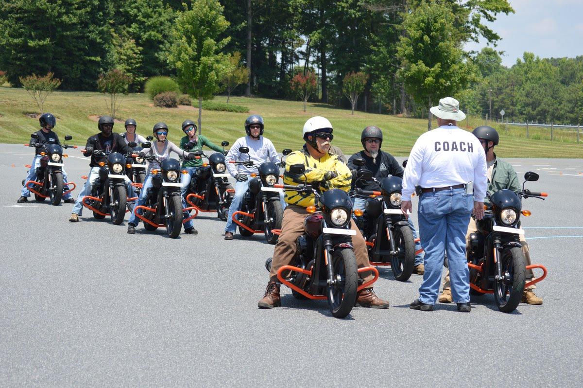 Get Rider Training