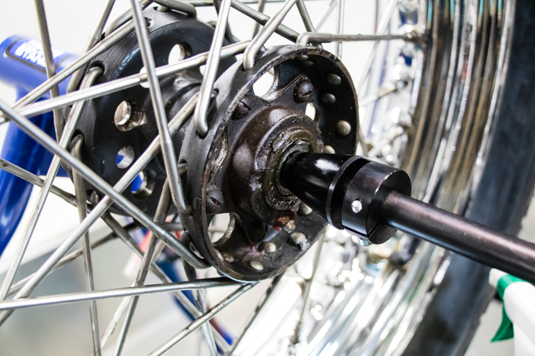 Balance Motorcycle Tires