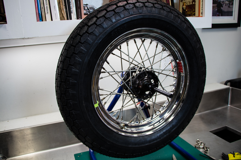 Balance Motorcycle Tires