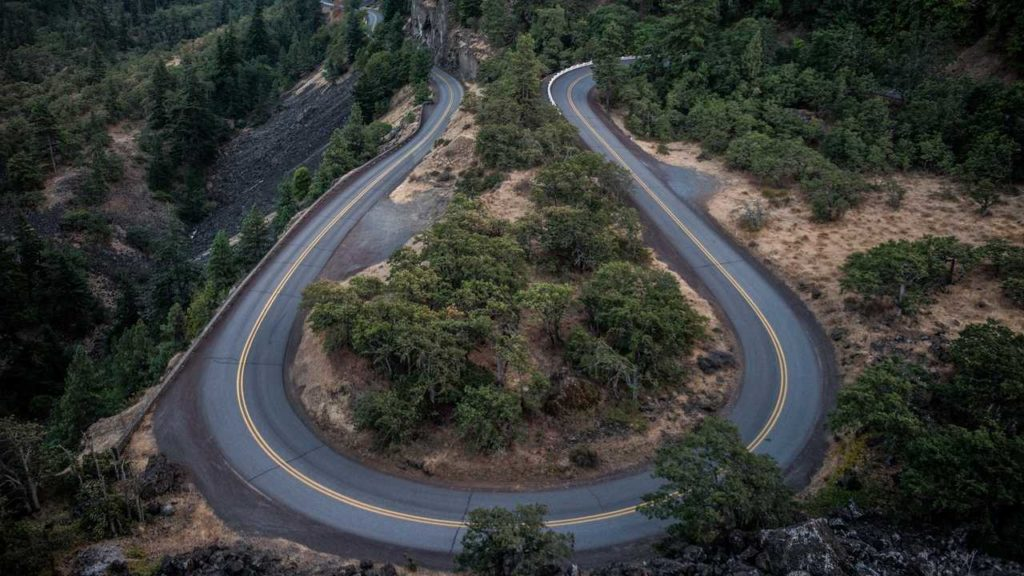Best Motorcycle Roads