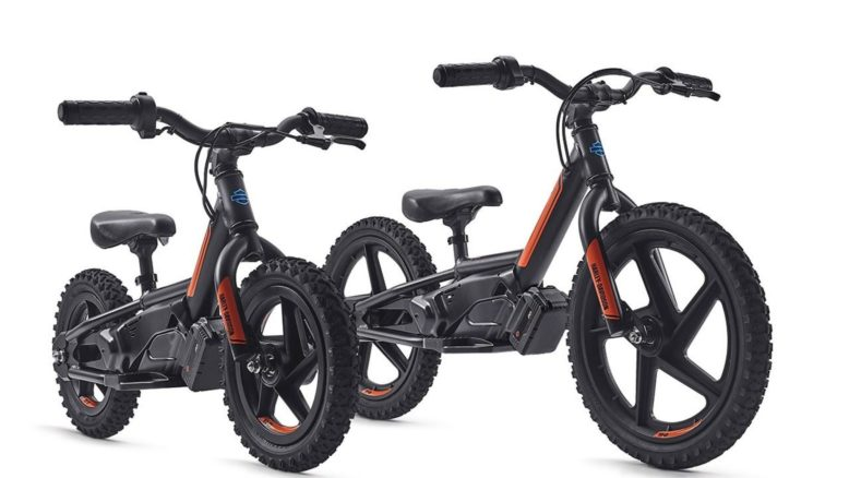 Harley to sell electric bikes for young bikers