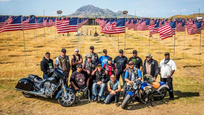 Veterans' Therapy Ride to Sturgis