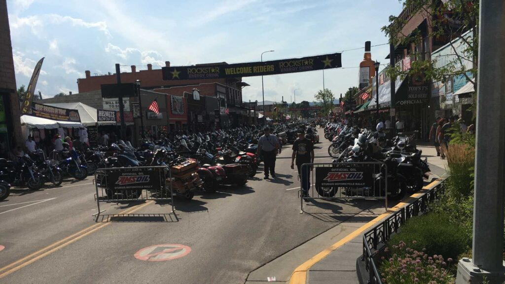 80th Annual Sturgis Bike Rally