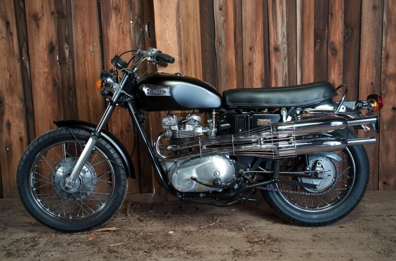 Triumph Trophy TR6C