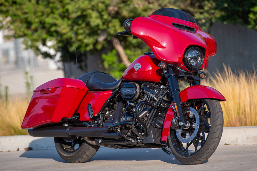 2021 Harley Street Glide Special